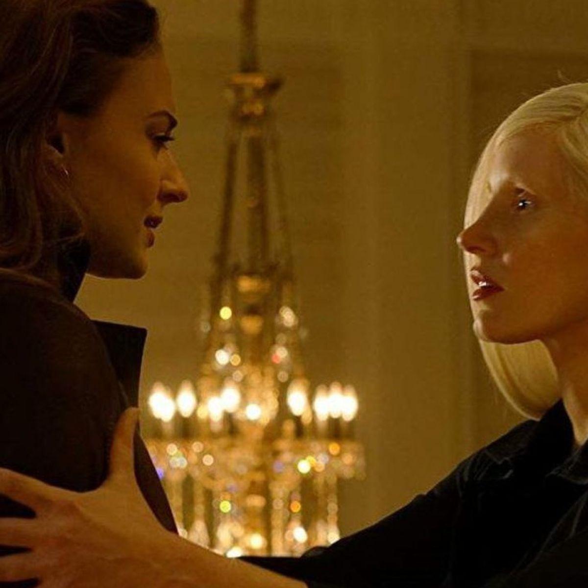 X-Men: Dark Phoenix: The plot feels like it was scribbled on a menu