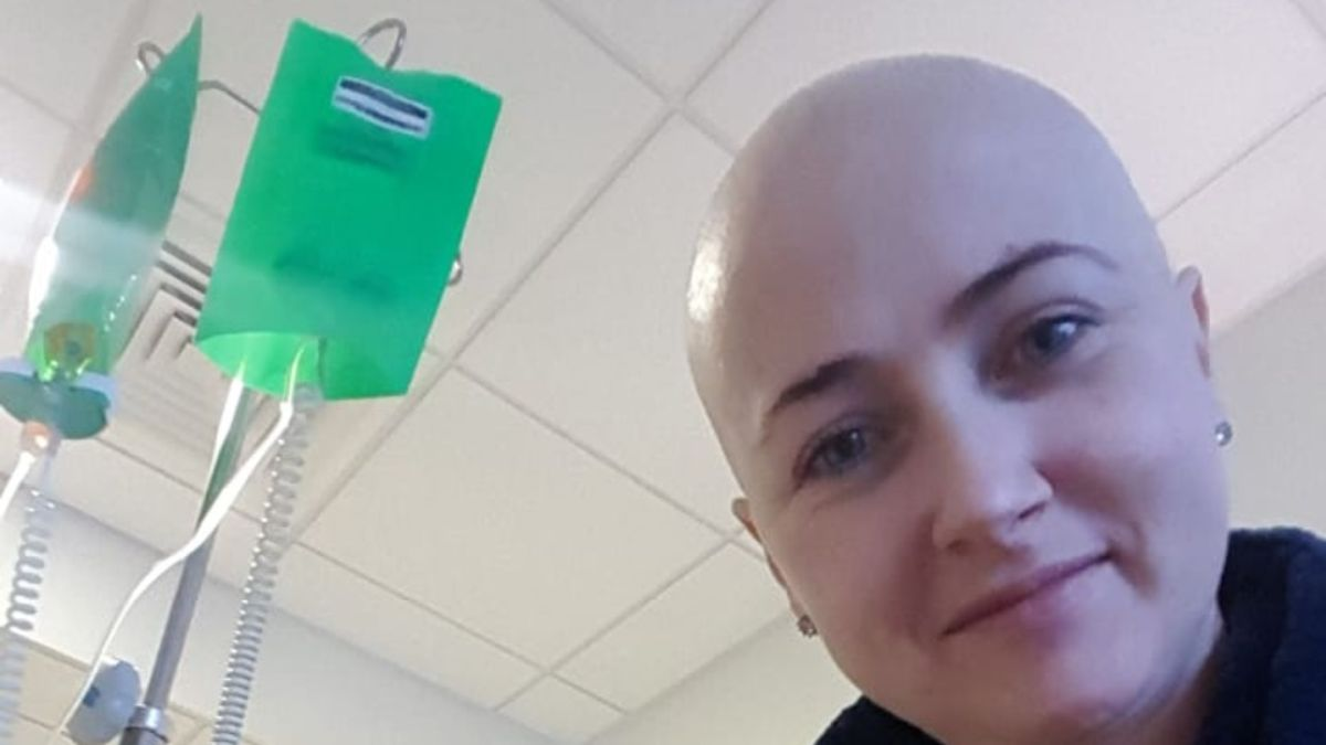 Diagnosed With Cancer In Your 30s It Felt Surreal Like It Wasn