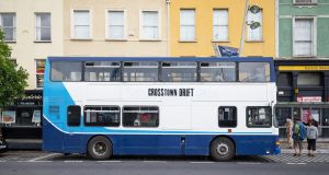 Crosstown Drift, part of the Cork Midsummer Festival: audiences will be brought on a journey of discovery – not only of  writers and their work, but also of the city. Photograph: Jed Niezgoda