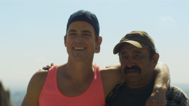 Papi Chulo features a gay weatherman who forms an unlikely friendship with an older Mexican gardener.