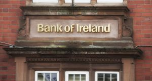 Judge Linnane said there was clearly no defence whatsoever to Bank of Ireland's application for judgment. Photograph: iStock