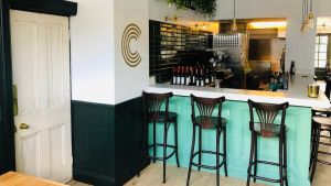 Circa: this Terenure restaurant's fit-out is box fresh, with new wooden tables and bentwood chairs