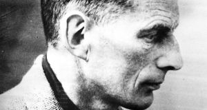 Samuel Beckett: volunteered to aid the town of Saint-Lô, which had been reduced to rubble
