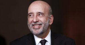 Gabriel Makhlouf is facing an inquiry during his final weeks as a senior official in the New Zealand finance ministry. Photograph: Bloomberg.
