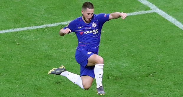 check out d8e0d ee1e7 Real Madrid and Chelsea agree €100m fee for Eden Hazard