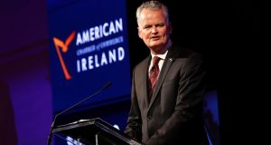 American Chamber of Commerce chief executive Mark Redmond: 'What we are seeing now is an even greater strategic role for Ireland at the heart of the US-EU relationship.'