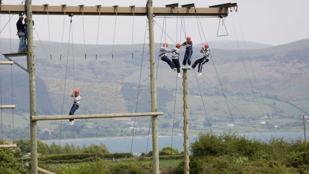 Carlingford Adventure Centre in Co Louth, is your one-stop shop for an adrenaline-pumping adventure, on the water or in the air