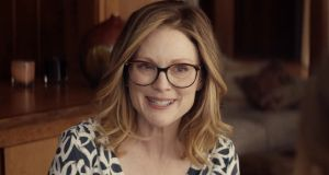 All the voices in her head: Julianne Moore in Gloria Bell