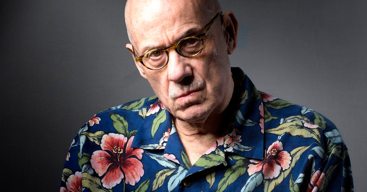 James Ellroy: 'I am enhancing the style of This Storm to fit a more wholesome view of humanity.' Photograph: Joel Saget/AFP/Getty