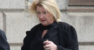 Siobhán Kellett fractured her elbow during a 'White Knuckle Jet Boat Thrill Ride' and has lost her High Court action over the incident. Photograph: Collins Courts