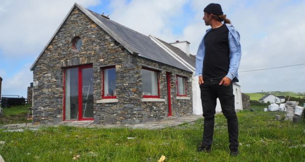 Ray Foley said the idea of acquiring a cottage in Clare at a reasonable price seemed like a good idea and one way of avoiding having to rent and continually move house.