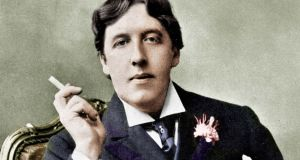 Oscar Wilde: His  talk  informed and directed his development as a writer. Photograph: Roger Viollet Collection/Getty