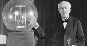 Thomas Edison carefully fashioned an image as a hands-on inventor and built social capital with other inventors, financiers and wealthy families.