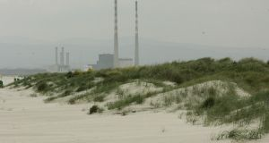 File image of Dollymount beach in Dublin. Photograph: Dara Mac Dónaill/The Irish Times