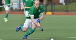 Eugene McGee's hat-trick against France came on his 280 cap for Ireland. Photograph: Rowland White/Inpho/Presseye