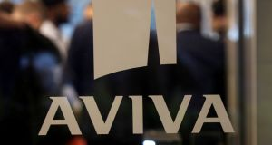 Aviva said it would focus on cutting central costs, as well as consultants and project expenditure. Photograph: Simon Dawson/File Photo/Reuters