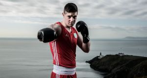 Joe Ward will not be competing for Ireland at the Olympics. Photograph: Inpho