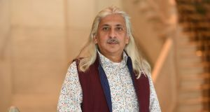 Sanjoy K Roy: managing director, Teamwork Arts, which is bringing Jaipur Literature Festival to Belfast