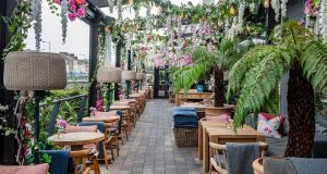 Brunch, bubbles and blooms at The River Lee, Cork