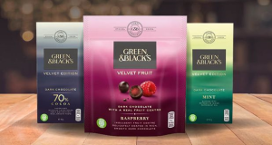 Win a luxurious chocolate hamper from Green & Black's