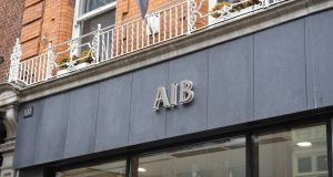 AIB recently announced it would again cut deposit rates for regular Irish savers. Photograph: Aidan Crawley