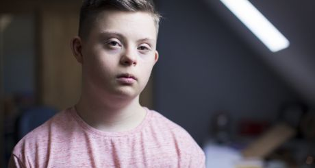 Sex drive of downs syndrome adults