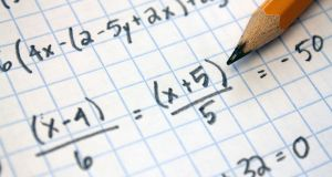 Students faced a straightforward higher level maths paper, say teachers. Photograph: iStock