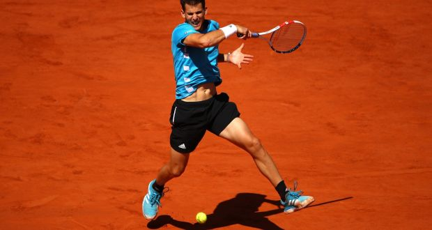 Dominic Thiem Ends Novak Djokovic S French Open Hopes In Paris