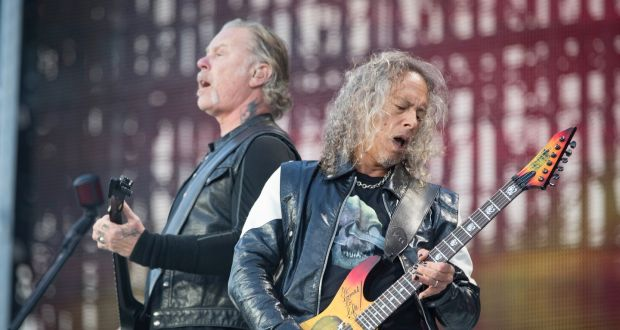 Metallica at Slane: 'We're blessed to be here after 38 years  Thank