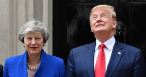Trump, for all his flaws and contradictions has a peculiar kind of authenticity That's a key difference between Trump and most of the candidates for job of leader of the UK - and also the current incumbent Theresa May.