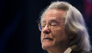 AC Grayling  is generous in expounding the ideas of thinkers with whom he would personally disagree. Photograph: Matthew Horwood/Getty Images