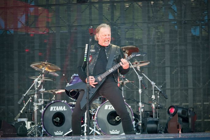 Metallica live at Slane: In pictures