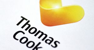 Hong Kong-listed Fosun, already Thomas Cook's biggest shareholder,  has submitted a preliminary approach, the UK company said on Monday
