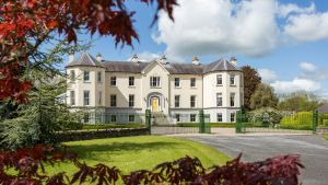Lairakeen House, Banagher, Co Galway. The estate is an hour from Galway city, and one and a half to two hours from Shannon and Dublin airports