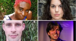 Poets Chiamaka Enyi-Amadi, Erin Fornoff, Ciaran O'Rourke and Adam Wyeth will participate in  'Ulysses in Distant Lands', an evening of poetry and song, at Epic for Bloomsday.
