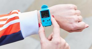 Nintendo GameBoy Colour Watch: hours of retro fun for time-travellers
