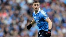 Dublin GAA All-Ireland winner Con O'Callaghan. Photograph: INPHO/Laszlo Geczo