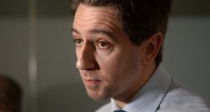 Minister for Health Simon Harris. Photograph: Dara Mac Donaill