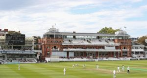 Ireland take on England at Lord's in July for the first ever time in a Test match. Photo: Christopher Lee/Getty Images for The Cricketer
