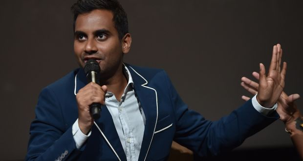 Aziz Ansari: 'It's my second show in Dublin and it's as