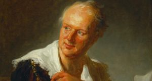 Joys of freethinking: Denis Diderot