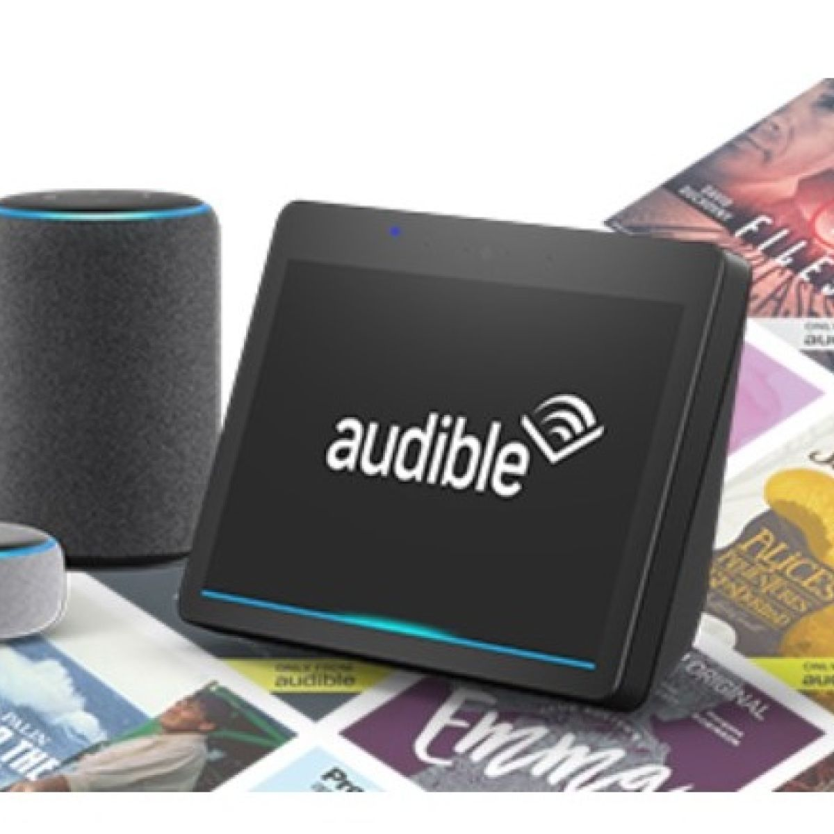 Audible Account Sharing alexa, what's the story? amazon's new free audiobook offer