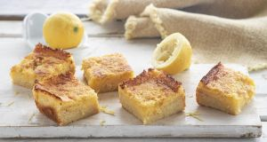 These lemon squares will disappear the moment you turn your back