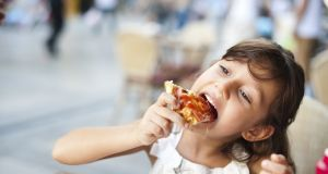 Two-thirds of the meals served to young children in restaurants in Ireland and the UK contain more fat and saturated fat than health guidelines recommend, new research suggests. Image: iStock.