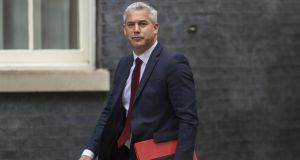 UK Brexit secretary Stephen Barclay: frustrated by the government's failure to accelerate its preparations for a no-deal exit. Photograph: Simon Dawson/Bloomberg