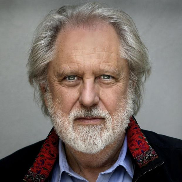 David Puttnam. Photograph: Justine Walpole