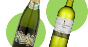 Wines for the weekend: Marks & Spencer Cava Brut NV and Val de Loire Sauvignon Blanc 2018, both €10.50