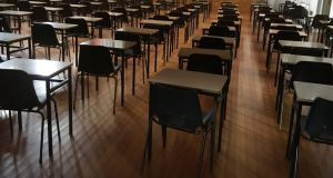 The Taoiseach  has described as 'reasonable and sensible' a suggestion that Junior Cert students who suffer a bereavement during their exams should be allowed to resit those exams. File photograph: Bryan O'Brien/The Irish Times