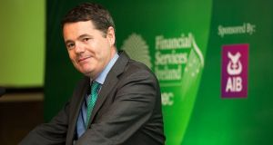 Minister for Finance Paschal Donohoe: he may be willing to heed some of the advice from the Irish Fiscal Advisory Council this time. Photograph: Conor Healy Photography