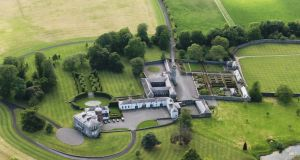Corbalton Hall, Co Meath, was withdrawn from auction at €9.5m on a guide price of €11m